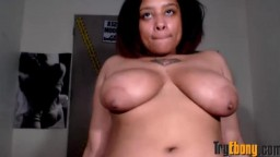 Black beauty mulatto Rose with big boobs looking for a good time