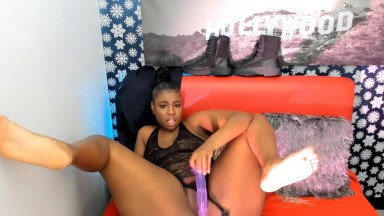 Black doll with a juicy ass that needs a good hard fucking